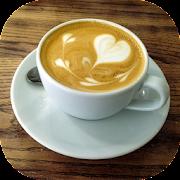 Café. Arte Latte