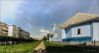 "Photo: Turda - Calea Victoriei, Nr.3A - Biserica Greco-Catolică  ""Sfinții Apostoli Petru si Pavel""  - 2019.05.25"
