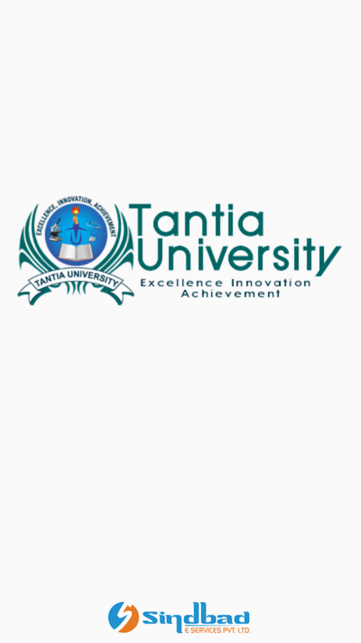 Tantia University- screenshot