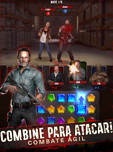 The Walking Dead Outbreak apk