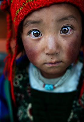 tibetan eyes di alessandrobergamini