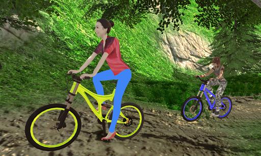 MTB Downhill BMX Bicycle Stunt Rider screenshots apkspray 4