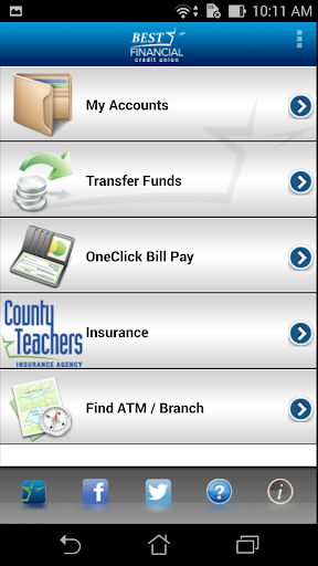 Best Financial CU Mobile App