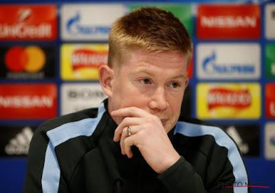 """De Bruyne n'a pas peur d'Anfield, au contraire: """"J'aime jouer dans des stades avec un beau public"""""""