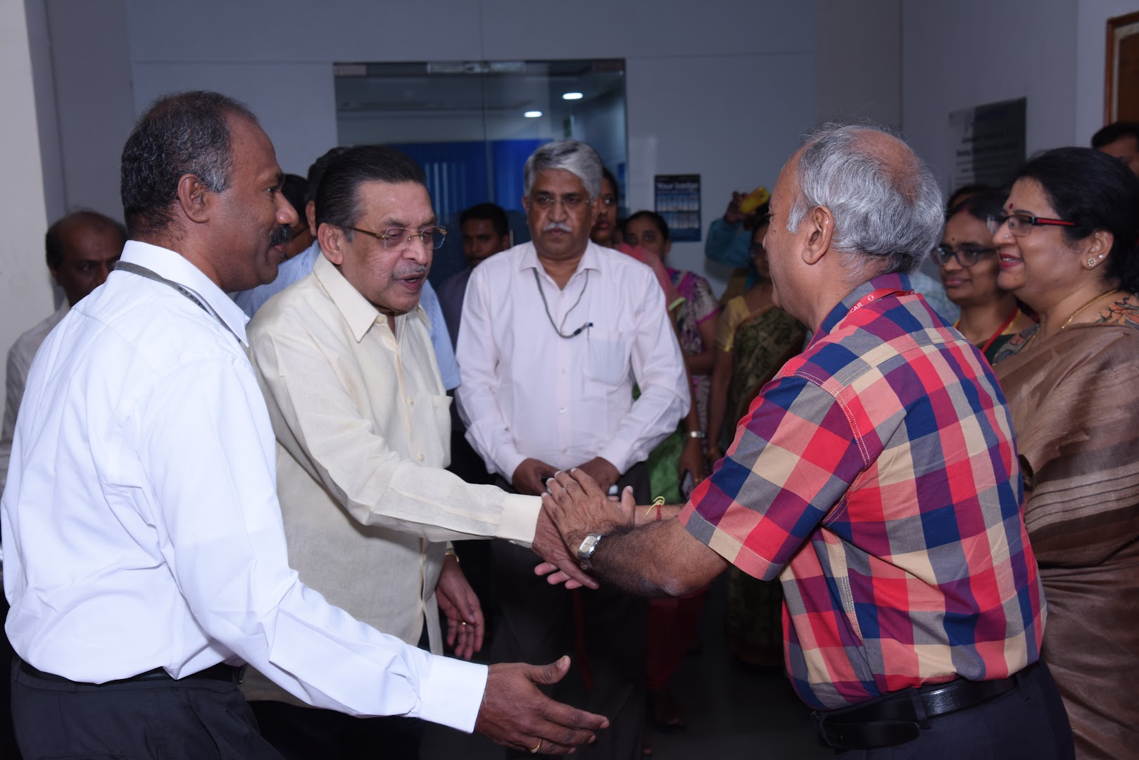 Inauguration of Center for Excellence for Imaging Technologies (CIT) Lab and Screening Room