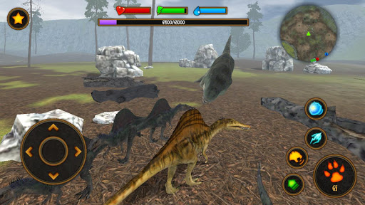 Clan of Spinosaurus screenshot 12