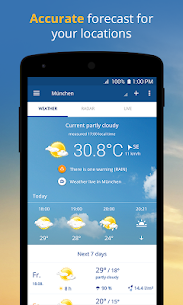 wetter.com – Weather and Radar – Mod APK Latest Version 1