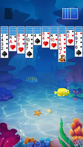Solitaire Spider Fish Screenshots 2