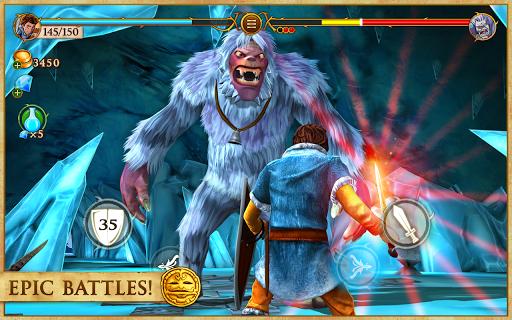 Beast Quest 1.0.4 screenshots 11