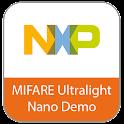 MIFARE Ultralight Nano Demo