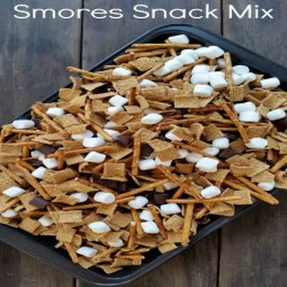 Smores Snack Mix.