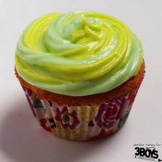 Mt Dew Cupcake.