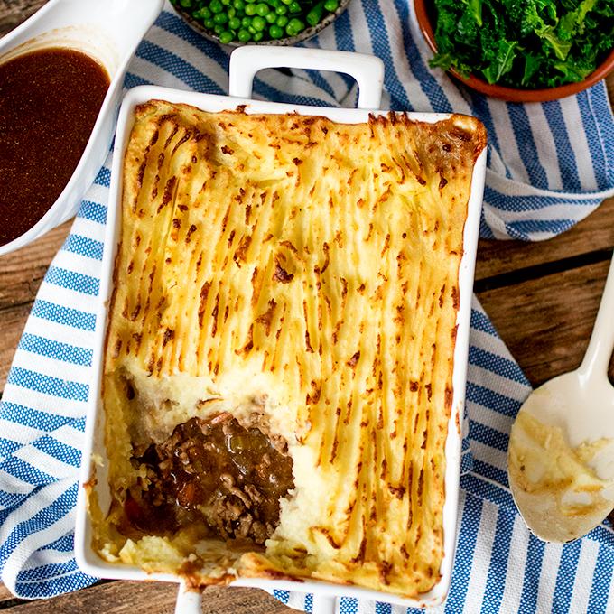 Shepherd'S Pie with Rich Gravy Recipe