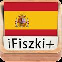 iFiszki+ Hiszpański icon