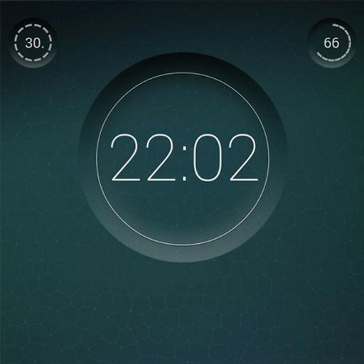 7null clock zooper widget - Apps on Google Play