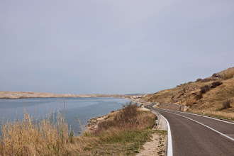 Photo: Pag Island Croatia