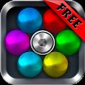 Magnet Balls PRO Free: Match-Three Physics Puzzle icon