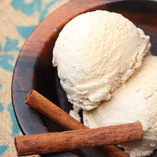 Cinnamon Ice Cream.