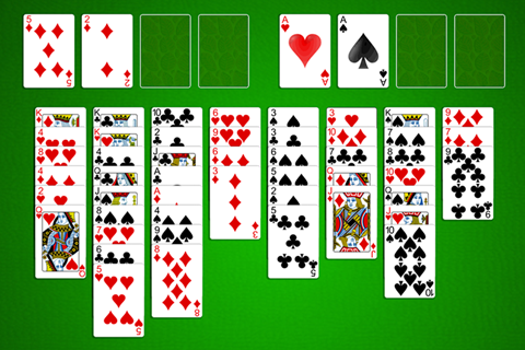 Spider Card Games- screenshot