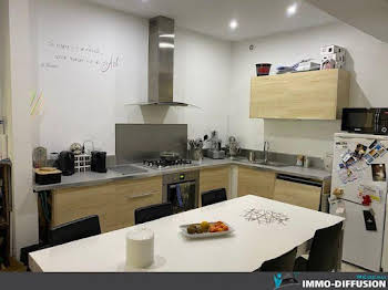 Appartement 3 pièces 84,58 m2