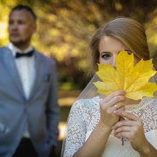 Wedding photographer Anton Sens (sense). Photo of 03.10.2018