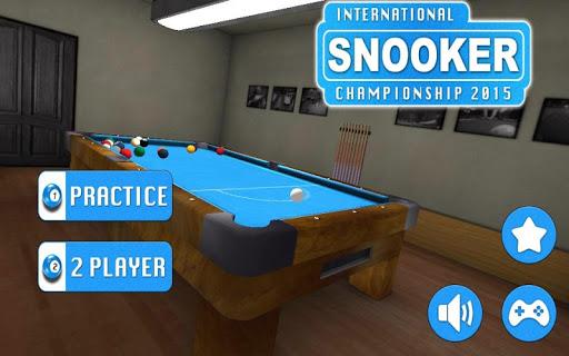 Snooker Championship 2015