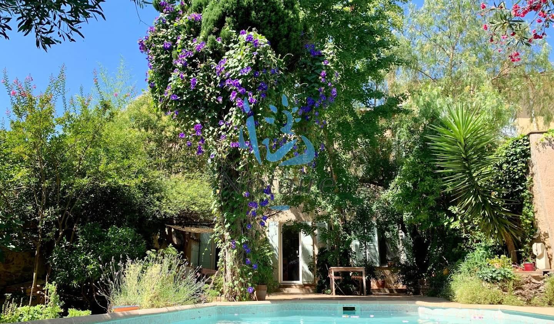 Maison avec piscine et terrasse Roquebrune-sur-Argens