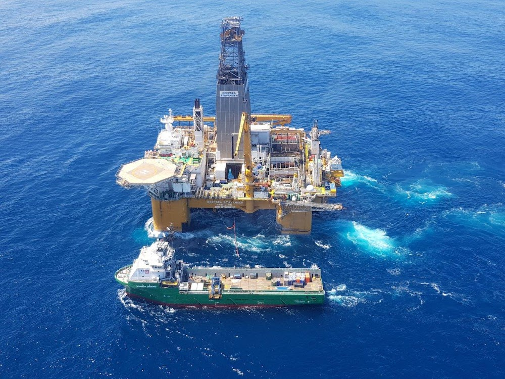 Total brings rig to drill fresh prospect at Mossel Bay gas find - Business Day