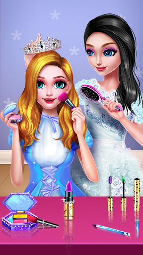 ud83dudc67ud83dudc84Alice Makeup Salon - Wonderland Fashion War  screenshots 17