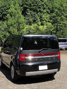デリカD:5 CV2W 2013年式 M 2WDのカスタム事例画像 かなそうさんの2018年08月14日08:50の投稿