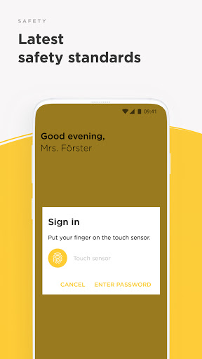 Commerzbank Banking - The app at your side  screenshots 6