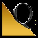 Q-slope icon