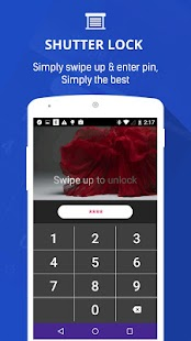 Knock Lock - AppLock Screen Screenshot