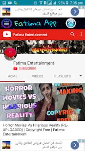 Fatima App - náhled