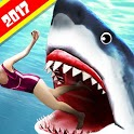 Angry Shark 2017 : Simulator Game icon