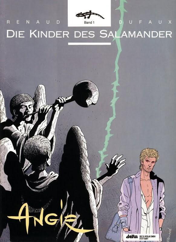Die Kinder des Salamander (1989) - komplett