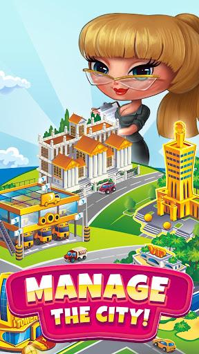 Pocket Tower: Building Game & Megapolis Kings screenshots 2