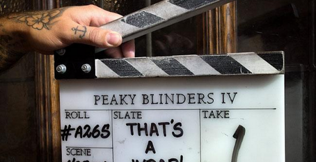Peaky Blinders series 4 has finished