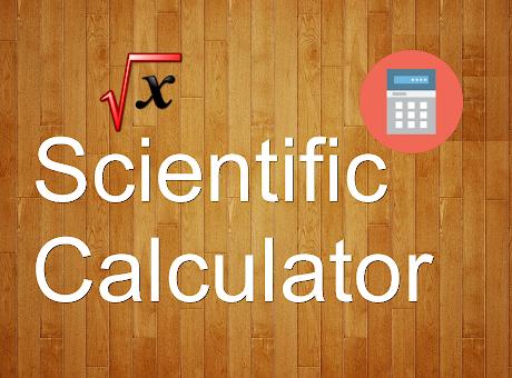 Scientific Calculator, Unit Converter