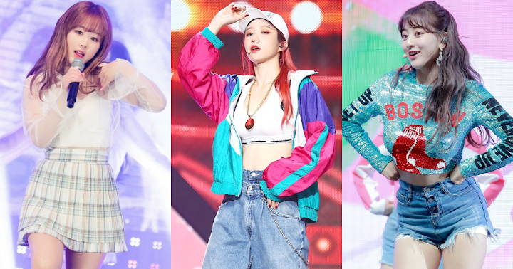 caad8ed5bea 10 K-Pop Idols  Stage Outfits To Inspire Your Own Personal Wardrobe