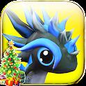 Little Dragon Heroes World Sim icon