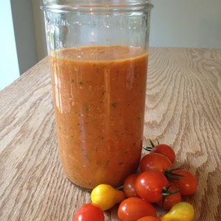 Roasted Grape Tomato Sauce