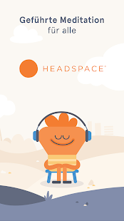 Headspace: Meditation & Achtsamkeit Screenshot