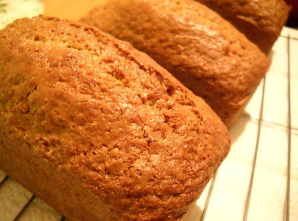 Carrot Bread Recipe