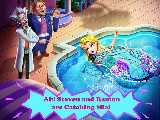 mermaid secrets 33 – mermaid princess crisis screenshot 2