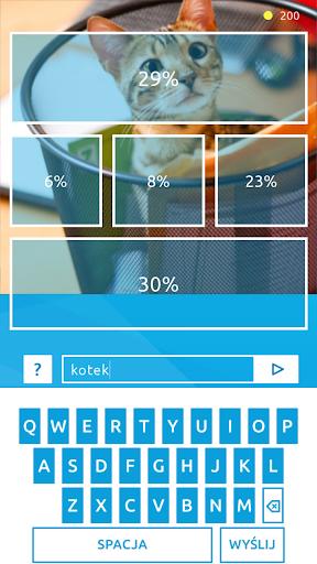 96% Quiz screenshot 2