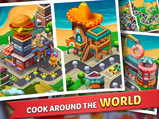 Kitchen Craze: Madness of Free Cooking Games City  screenshots 24