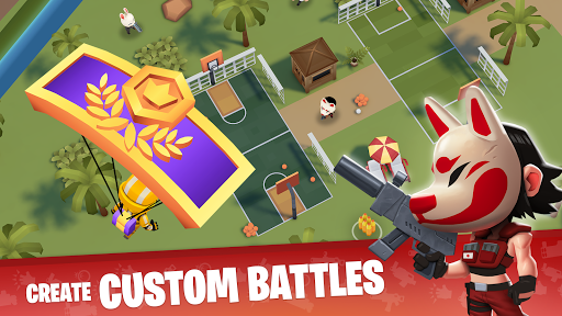 Battlelands Royale apktram screenshots 2