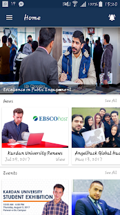 Kardan University - náhled