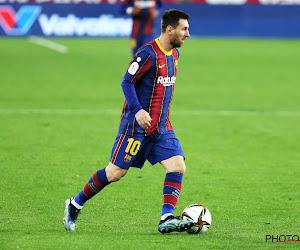 Cela a chauffé dans les vestiaires après Barça-Séville : un clash entre Messi et Monchi